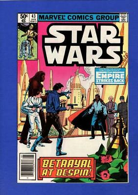 Star Wars #43 Nm 9.4/9.6 High Grade Bronze Age Marvel