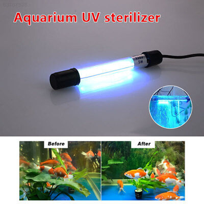 C939 Disinfection Sterilizer Aquarium Lamp Submersible Sterilizer Lamp Ornament