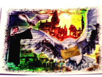 H Potter POA UPDATE - FOIL CHASE CARD M07 - NEW