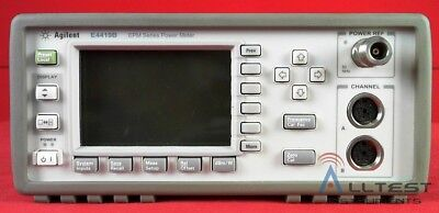 Agilent E4419B EPM Series Dual-Channel Power Meter