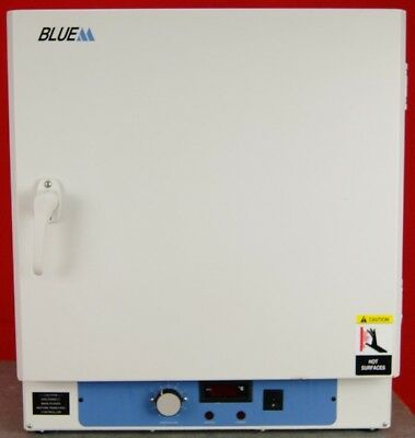 "Blue M/TPS G01305A Oven, +40C to +220C, 17""x12""x17"" ID, 21""x17.5""x23.5"""