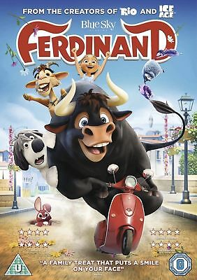 Ferdinand DVD. USED. *Free delivery*
