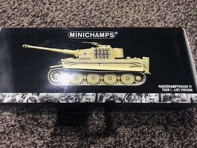 minichamps 1 35 Tiger I