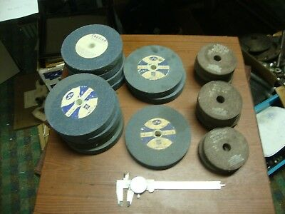 grinding wheel lot  21 pcs   reduced