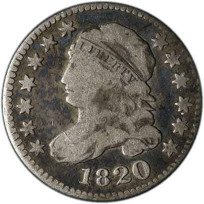 1820 Bust Dime Great Deals From The Executive Coin Company
