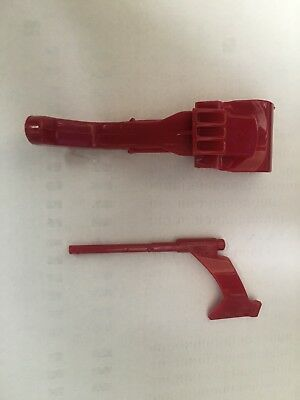 Vacuum Cyclone Red Canister Button Release Catch Clips For Dyson DC41, DC43 DC65