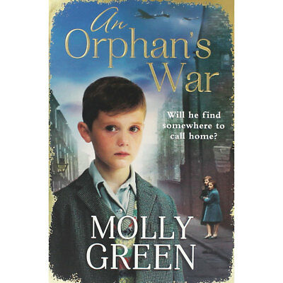 An Orphans War by Molly Green (Paperback), Fiction Books, Brand New