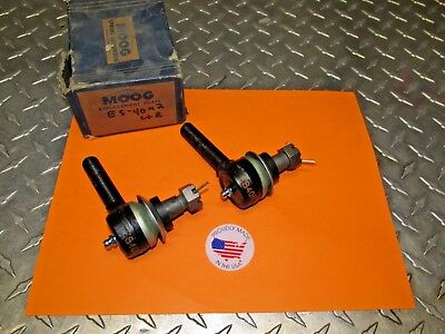1934 1935 1936 Buick Nash Graham L+R New Tie Rods Matched Set Of 2 Usa Es-40