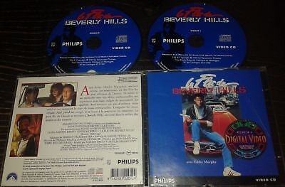 Le Flic De Beverly Hills Tres Rare Film En Double Cdi Interactif Video Cd