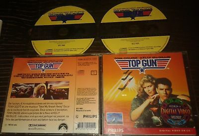 Top Gun Tres Rare Film En Double Cdi Interactif Video Cd