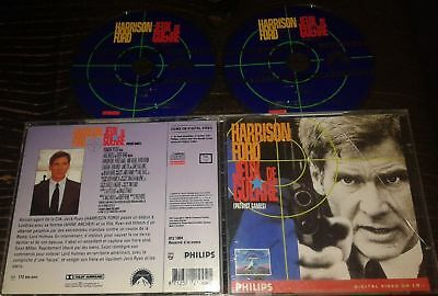 Jeux De Guerre Tres Rare Film En Double Cdi Interactif Video Cd