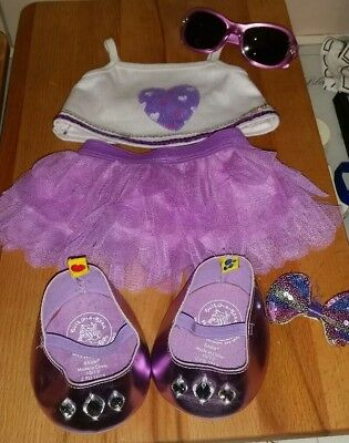 Build a Bear Bulk Clothing and Accessories - Shoes Sunglasses Bow