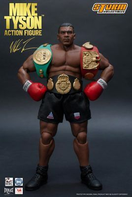 Mike Tyson 1/12 action figure Storm Collectibles