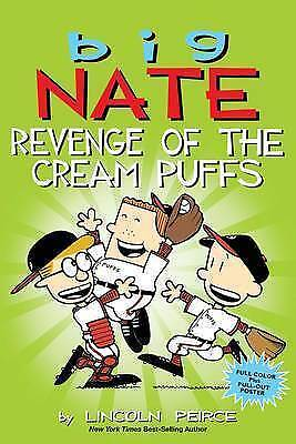 (Good)-Big Nate: Revenge of the Cream Puffs (Paperback)-Peirce, Lincoln-14494622