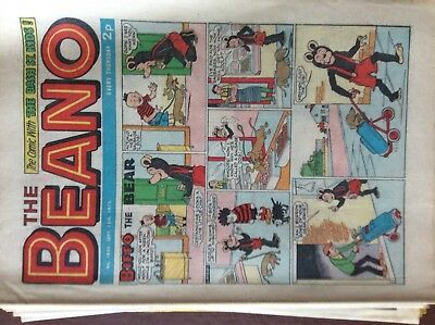 DC Thompson THE BEANO Comic. Issue 1626 September 15th 1973 **Free UK Postage**