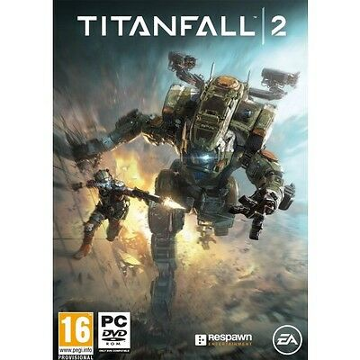 Titanfall 2 (PC)  BRAND NEW AND SEALED - IN STOCK - QUICK DISPATCH