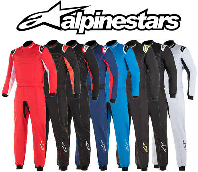 Alpinestars KMX-9 v2 Kart Suit, Autograss, CIK FIA Level 2 N 2013-1 NEW for 2019