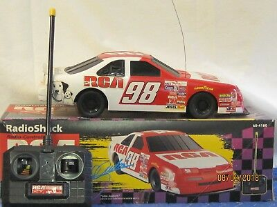 Rca Nipper Toy Remote Control #98 Collectable 1997 Race Car