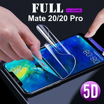 For Huawei Mate 20/Mate 20 Pro Crystal Clear Anti Scratch Screen Protector Film