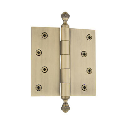 Grandeur ACOHNG-SQ-ST-RES-4 4 x 4 Inch Plain Bearing Square Corner Mortise Door