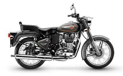 Royal enfield bullet classic 50 efi marsh grey