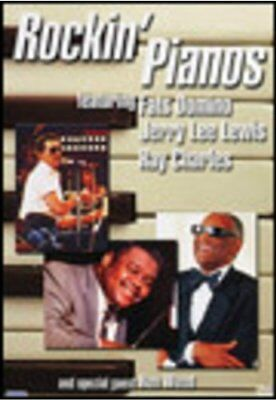 Various - Various Artists - Rockin' Pianos [DVD] - Various CD OEVG The Fast Free