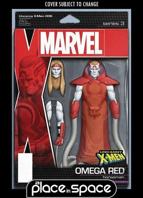 Uncanny X-Men, Vol. 5 #6B - Action Figure Variant (Wk51)