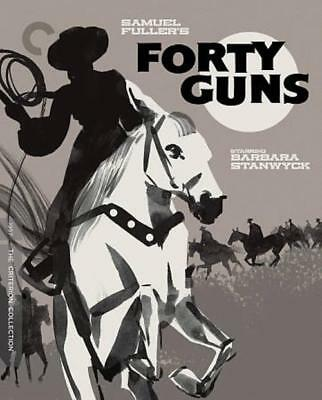 Forty Guns New Blu-Ray Disc