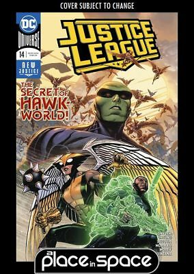 Justice League, Vol. 3 #14A (Wk51)