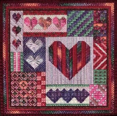 Holiday Delights-Valentine's Day~Needle Delights Originals