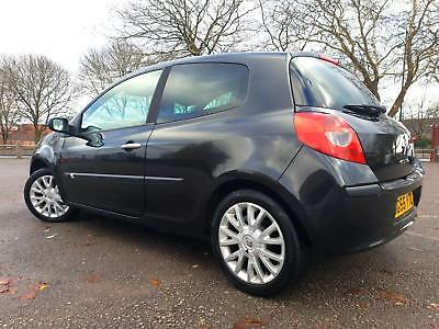 2005 55 RENAULT CLIO 1.5 dCi Dynamique S 106BHP DIESEL - PANORAMIC ROOF+TOP SPEC