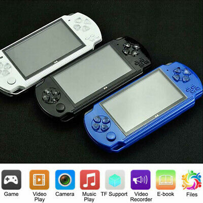 8GB 4.3'' Games Built-In Portable PSP Handheld Video Game Console Player Hot