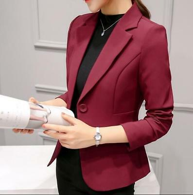 New fashion spring women small suit ladies casual blazers girls short jacket