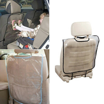 Car Durable Auto Seat Back Protector Cover for Kids Kick Mat Mud Clean Accessory