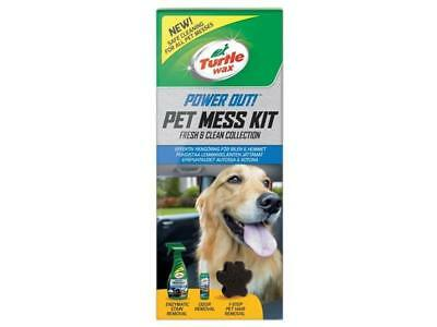 Turtle Wax - Power Out! Pet Mess Kit