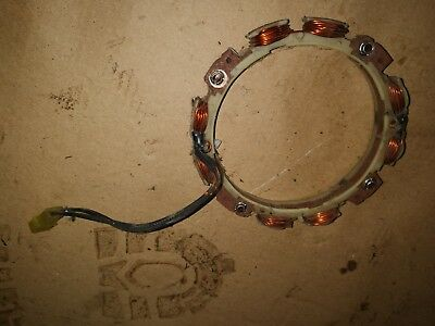 16HP BRIGGS & Stratton Vanguard v-twin engine parts - alternator coil