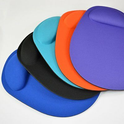Ergonomic Mouse Pad with Wrist Support Soft EVA Mouse Mat for Laptop Desktop RY