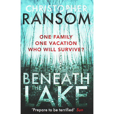 Beneath The Lake by Christopher Ransom (Paperback), Fiction Books, Brand New