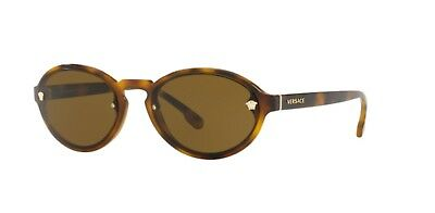 Versace 0ve4343a 10813 Havana Authentic Sunglasses164 99Picclick WE9DHI2eY