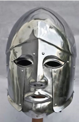 Medieval Greek Spartan Ancient Corinthian Armour Helmet Replica Halloween Gift