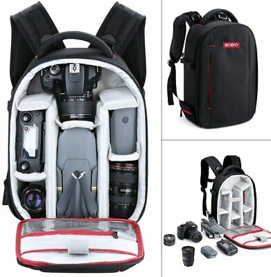 Beschoi Professional DSLR SLR Camera Bag Waterproof Lightweight for Canon Nikon