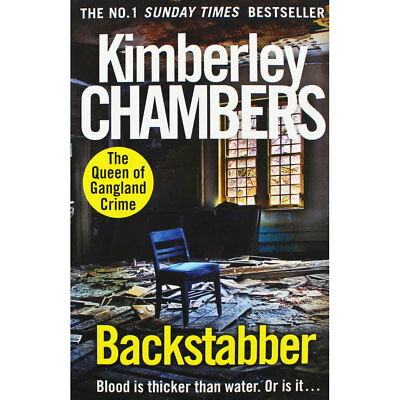 Backstabber by Kimberley Chambers (Paperback), Fiction Books, Brand New