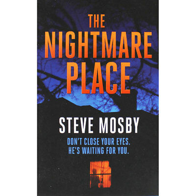The Nightmare Place by Steve Mosby (Paperback), Fiction Books, Brand New