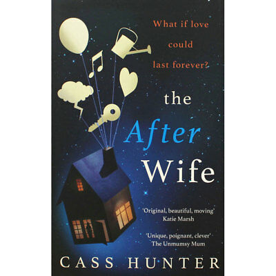 The After Wife by Cass Hunter (Paperback), Fiction Books, Brand New