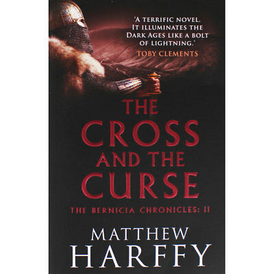 The Cross and the Curse by Matthew Harffy (Paperback), Fiction Books, Brand New