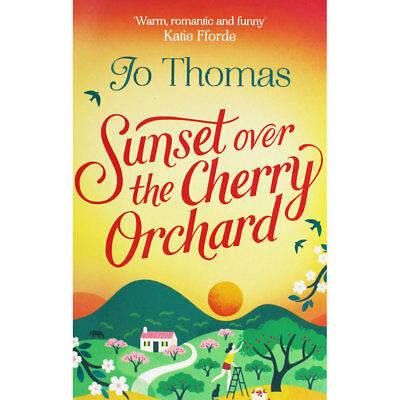 Sunset Over the Cherry Orchard by Jo Thomas (Paperback), Multibuys, Brand New