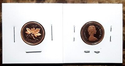 Canada 1982 Proof Gem UNC One Cent Penny!!
