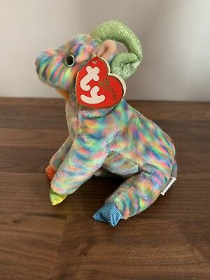 TY BEANIE BABY Ox from the Chinese Zodiac Collection the Ox MWMT ... ee5b5b0a26a8