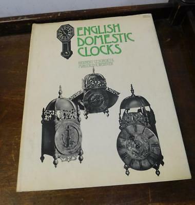 english domestic clock book by cescinky