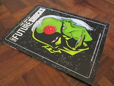 the best of thargs  future shocks  2000ad  graphic novel